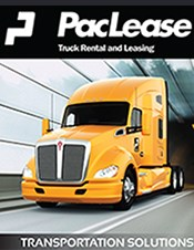 PacLease Kenworth Transportation Solutions brochure.