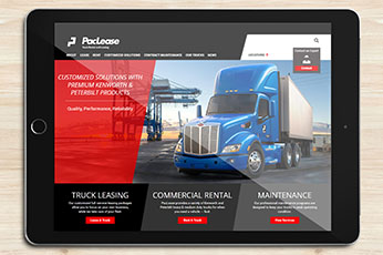 PacLease Launches New Web Site