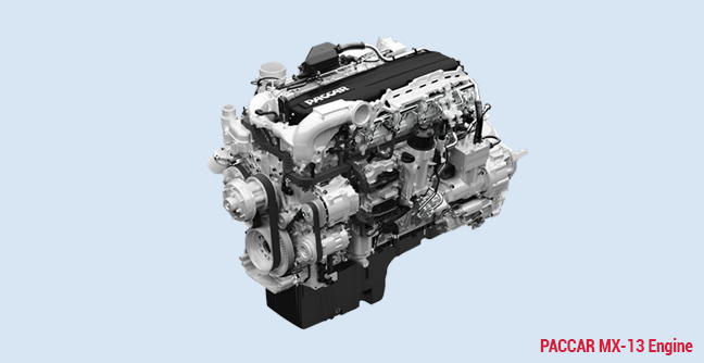 Tested and Tested Again: The PACCAR MX Engine Meets the Challenge