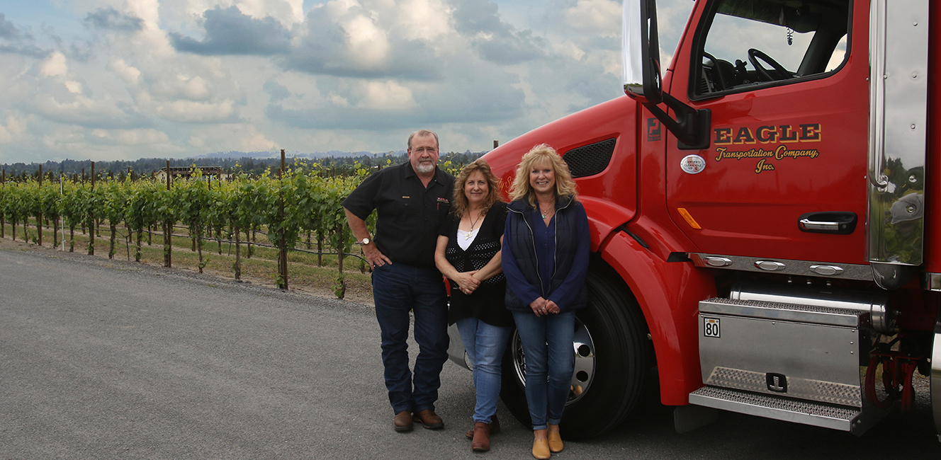 New Owners, New Trucks: Eagle Transportation Readies for the Future with PacLease
