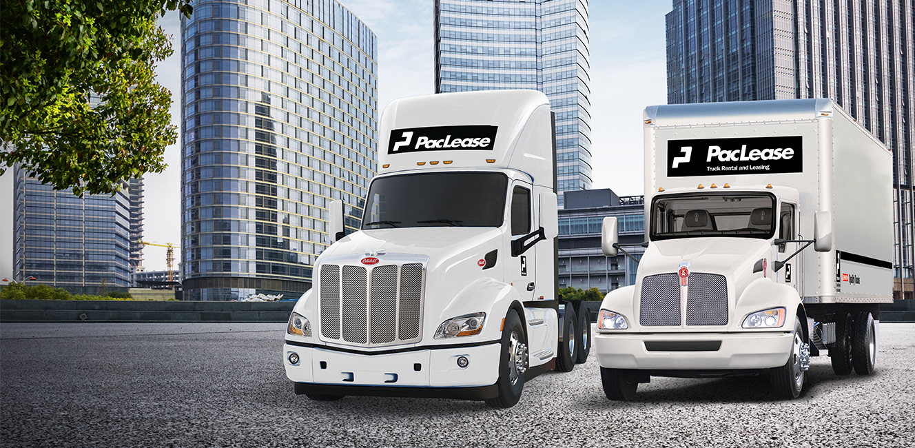 Need to Rent a Truck? PacLease Has You Covered.