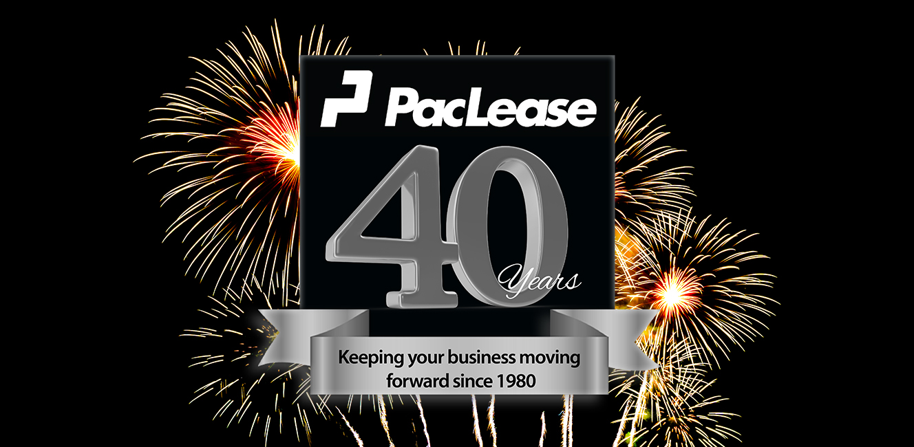 PacLease Celebrates 40 Years of Full-Service Truck Leasing